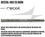 370 Parallel Tip - UST Mamiya Recoil 460 ES Iron Shaft