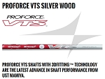 UST Mamiya Proforce VTS Silver 8S or 8X Woods Shafts - Free USA Shipping