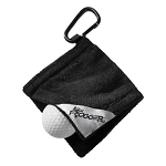 Frogger Amphibian Golf Ball Towel - Golf Accessories for Improving Your Game Free USA Shipping
