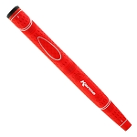 Karma Dual Touch Red Midsize Putter Grip