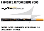 UST Mamiya Proforce AXIVCore Blue Woods