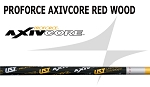 UST Mamiya Proforce AXIVCore Red Woods - CLOSEOUT SALE