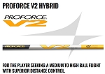 Closeout Sale Limited Stock - UST Mamiya Proforce V2 370 Hybrids