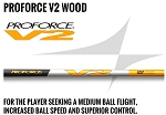 Closeout Sale Limited Stock - UST Mamiya Proforce V2 Woods Shafts