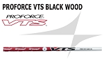 UST Mamiya Proforce VTS Black Woods Shafts
