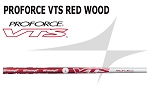 UST Mamiya Proforce VTS Red Woods Shafts