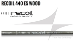 UST Mamiya Recoil 440 ES Wood Shaft