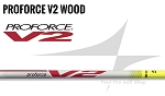 2018 UST Mamiya Proforce V2 55 Woods Shafts