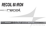 UST Mamiya Recoil 80 .355 Taper Tip Iron Shafts