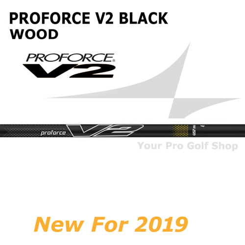 Premise 75 Vs I Maxx Pro: 2019 UST Mamiya Proforce V2 Black Wood Shaft