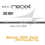 370 Parallel Tip - UST Mamiya Recoil ESX 450 / 460 Iron Shafts