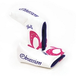 iBella Obsession Putter Headcover