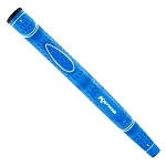 Karma Dual Touch Blue Midsize Putter Grip