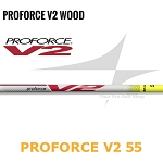 UST Mamiya Proforce V2 55 Woods Shafts
