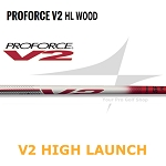 UST Mamiya Proforce V2 High Launch Woods Shafts
