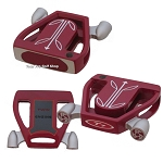 Red T7 Twin Engine Putter - Component Head