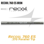 370 Parallel Tip - UST Mamiya Recoil 760 ES Iron Shafts