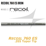 355 Taper Tip - UST Mamiya Recoil 760 ES Iron Shafts