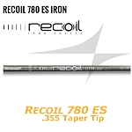 355 Taper Tip - UST Mamiya Recoil 780 ES Iron Shafts