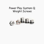Power Play System Q Weight Screw