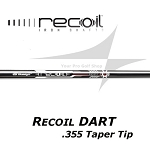 355 Taper Tip -UST Mamiya Recoil DART Iron - 65 or 75