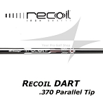 370 Parallel Tip -UST Mamiya Recoil DART Iron - 65 or 75