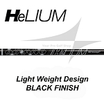 UST Mamiya HelIUM Black Wood Shafts