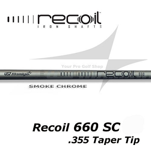 355 Taper Tip - UST Mamiya Recoil SC Iron Shafts