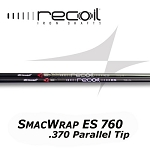 370 Parallel Tip -UST Mamiya Recoil 760 ES SMACWRAP Iron - Ion Plated or Black