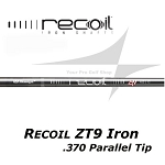 370 Parallel Tip - UST Mamiya Recoil ZT9 Iron Shafts