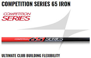 UST Competition 65 Series Irons