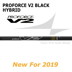 2019 UST Mamiya Proforce V2 Black Hybrid