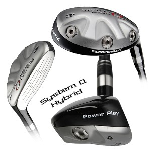Power Play System Q Hybrids Component Heads