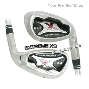 Integra Extreme X9 Irons Individual Single Irons Options