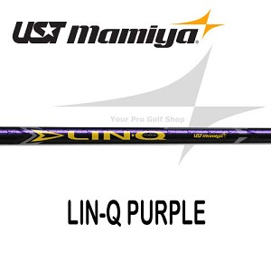 UST Mamiya LIN-Q Purple Wood Shafts