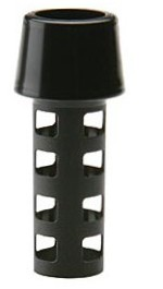 4 Pack Ferrules Black .335 - .350 Convert Bushing Woods