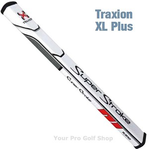 Super Stroke Traxion Flatso 2.0 XL Plus Putter Grip
