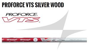 UST Mamiya Proforce VTS Silver Woods Shafts