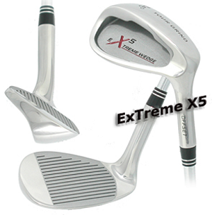 Extreme X5 Face Forward Wedges HEADS